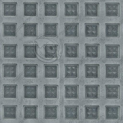 T013 glass window tiles concrete