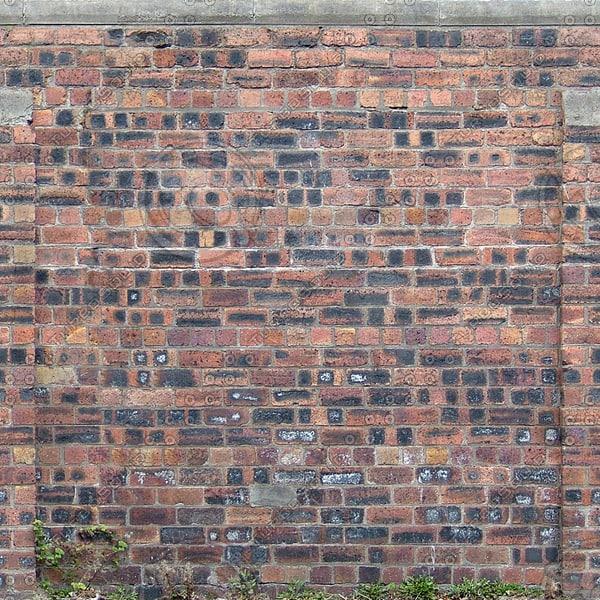 W283 brick wall texture