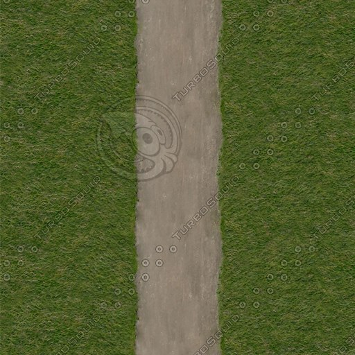 G196 dirt track path texture