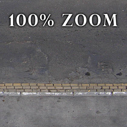 Medium resolution used road and sidewalk 01