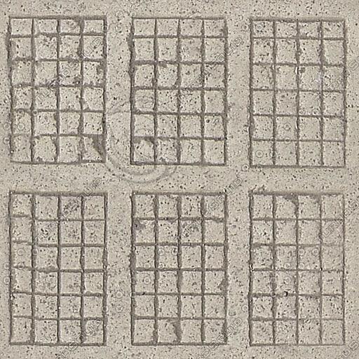T023 cream floor tiles texture