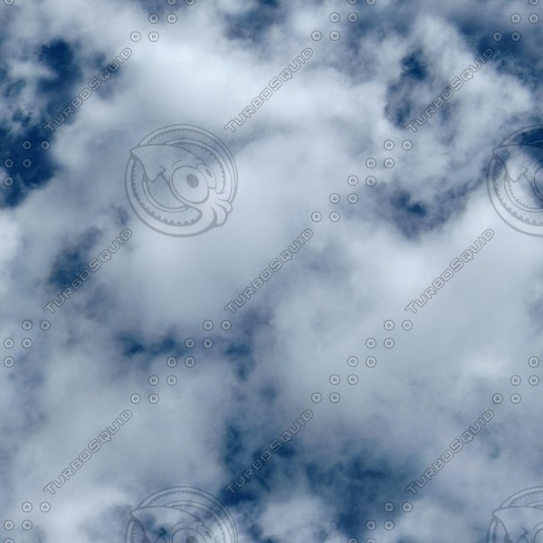 S005 sky clouds Cumulus texture