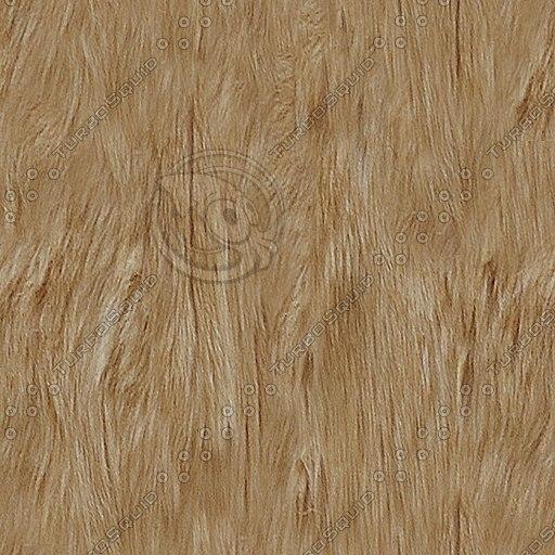 fur hair texture