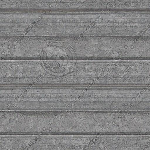 M061 metal door high detail