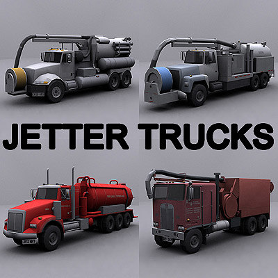 Jetter Trucks collection
