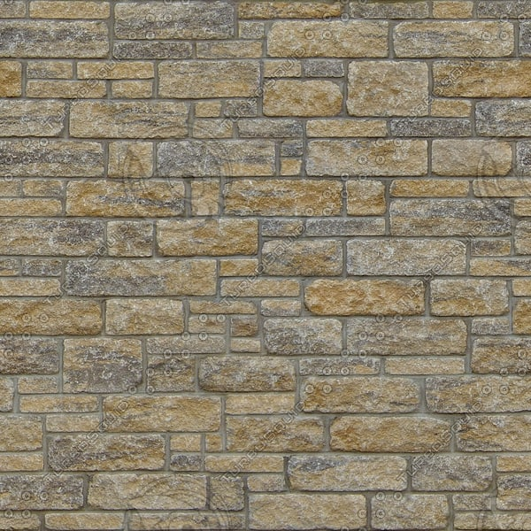 BL165 brown stone wall texture