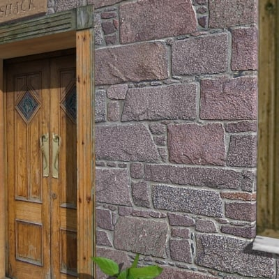 SRF stone wall blocks texture