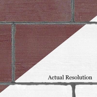 SRF red sandstone blocks texture