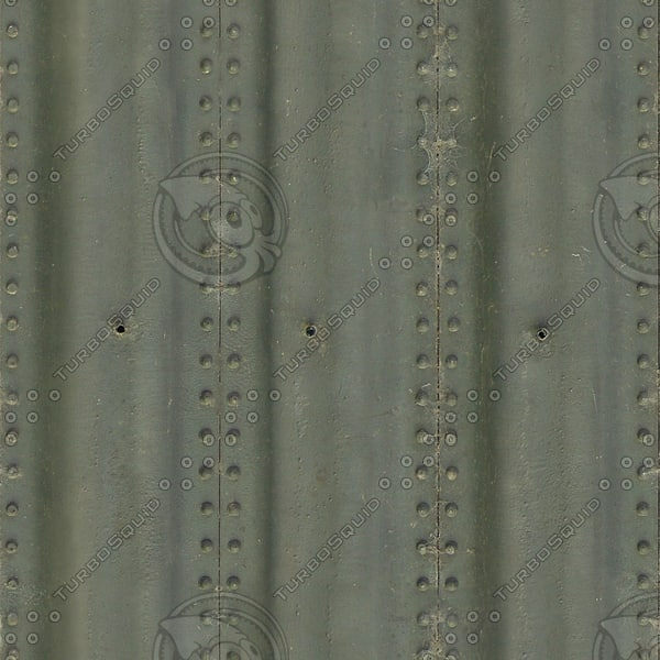 M155 green metal wall texture