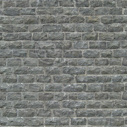 BL125 stone blocks dark