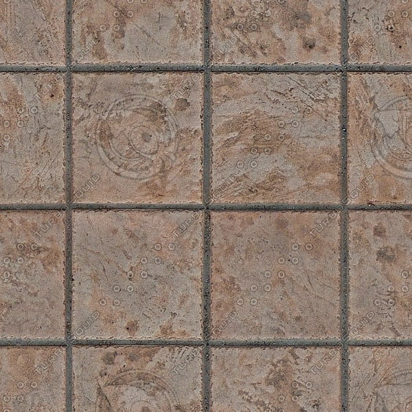 T012 brown floor tiles