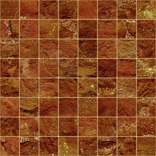 T006 brown stone tiles texture