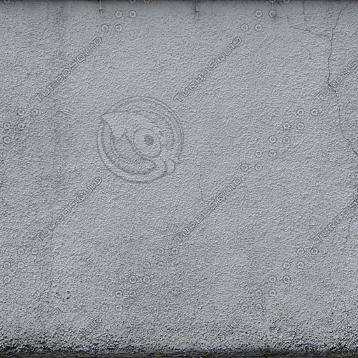 W027 white stucco concrete wall texture