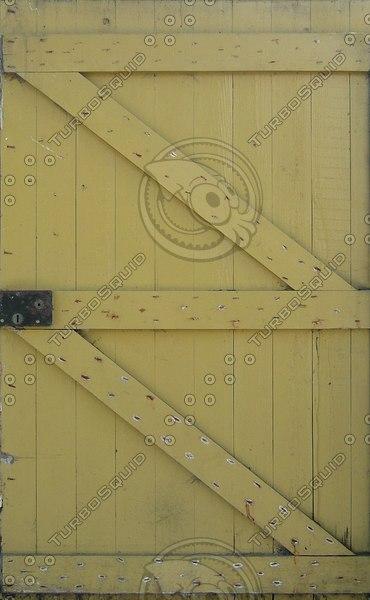D153 wooden door texture