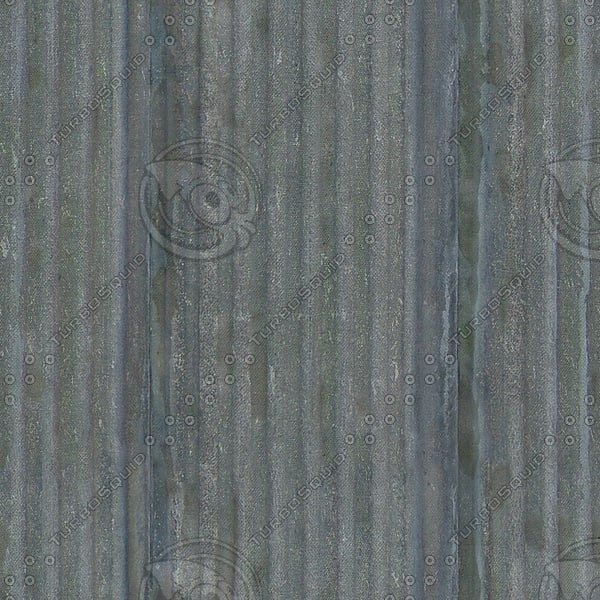 R031corrugated roof texture