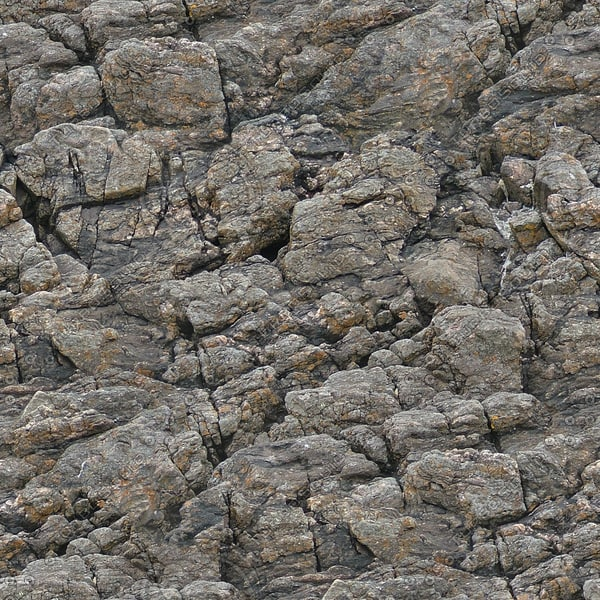 RS089 coastal rocks texture