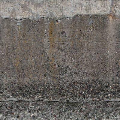 W109 sea wall texture