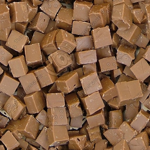 FD016 fudge toffees candy