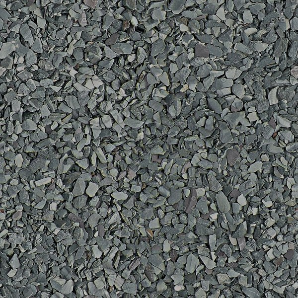 G383 crushed rock gravel texture