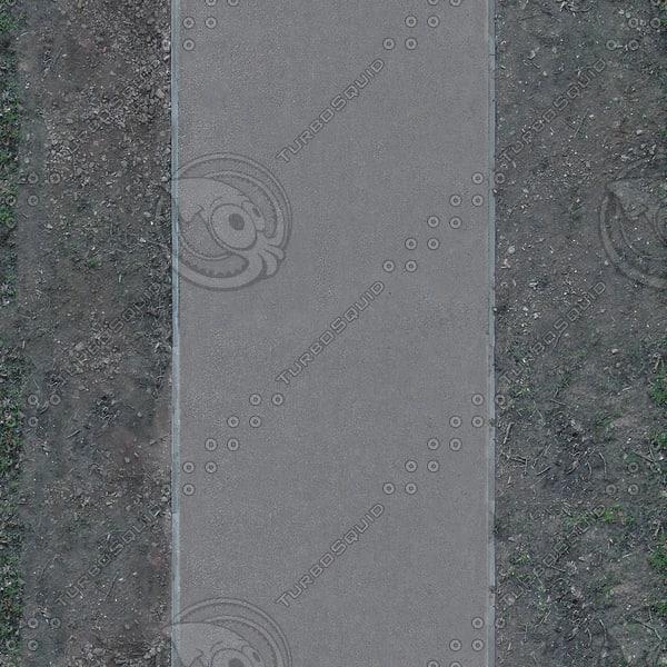 G177 sidewalk pavement tarmac