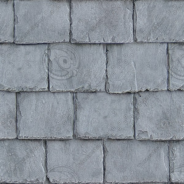 R074 frosty slate roof texture