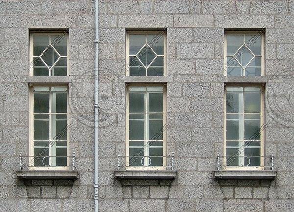 WND113 long narrow windows texture