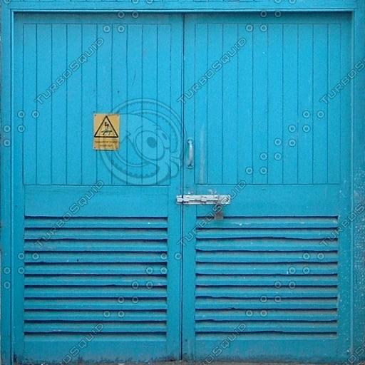 D187 double door texture