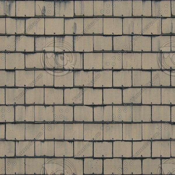 R086 roof shingles plastic