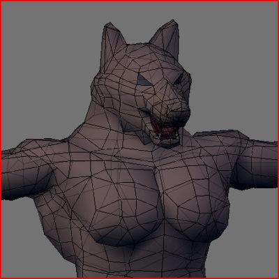 maya wolf werewolf