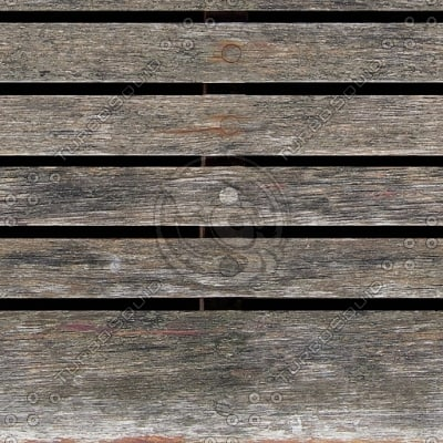 WD073 wooden park bench texture
