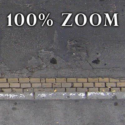 High resolution used road and sidewalk 01