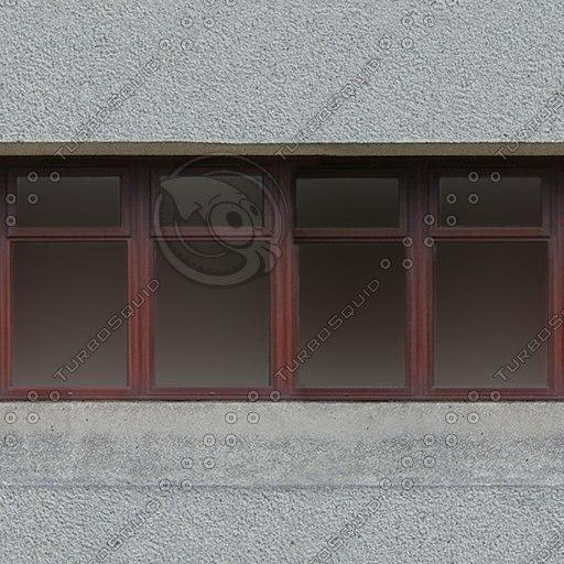 W095 office block windows