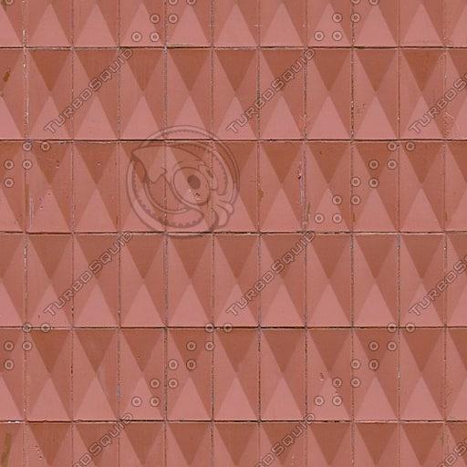 T019 beveled ceramic tiles texture