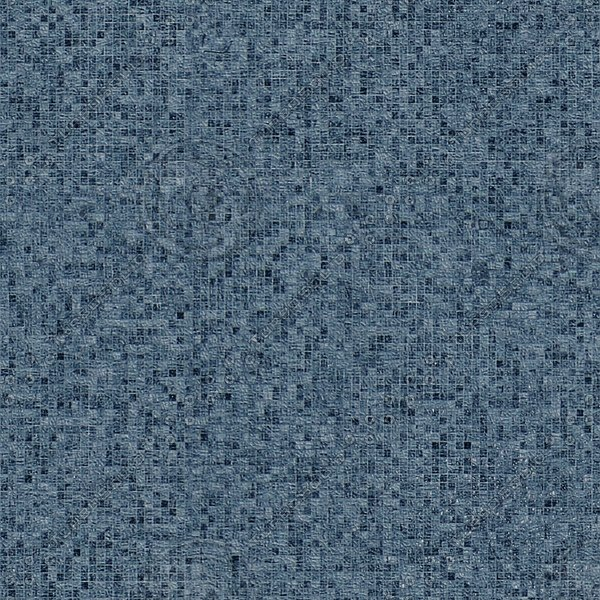 T046 small ceramic tiles blue texture