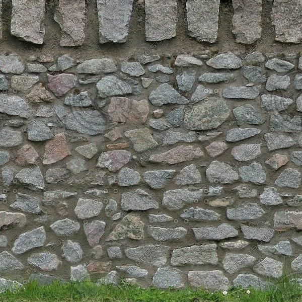 W339 garden wall texture