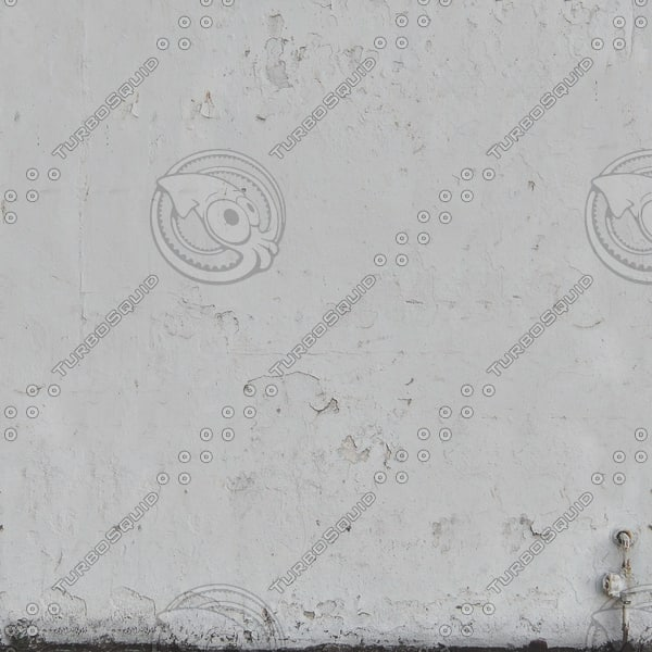 W394 weathered white stucco wall