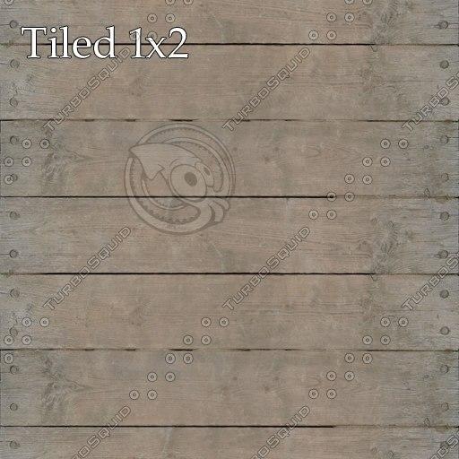 G391 wooden path bridge texture