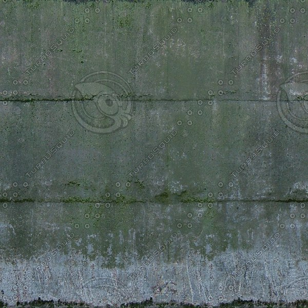 W146 concrete wall cement
