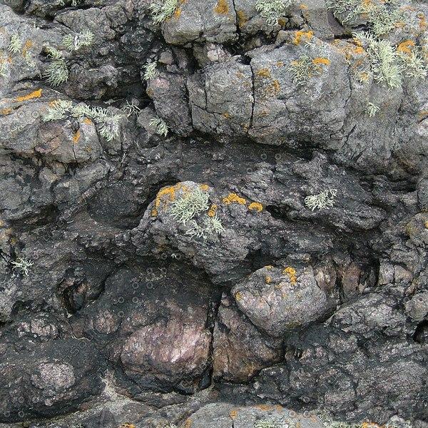 RS093 craggy rocks rock texture