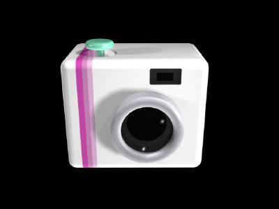 3d max camera animate