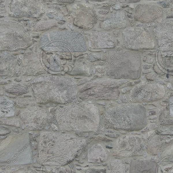 BL026 seamless stone wall blocks texture