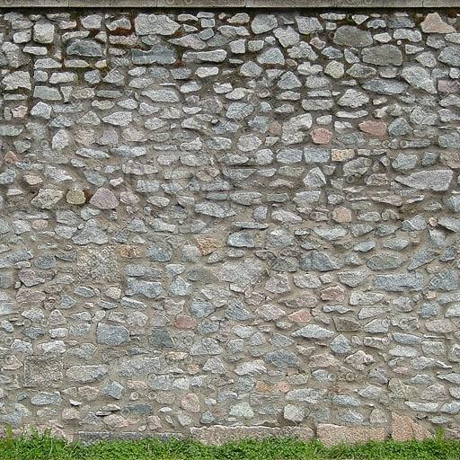 W052 stone wall texture