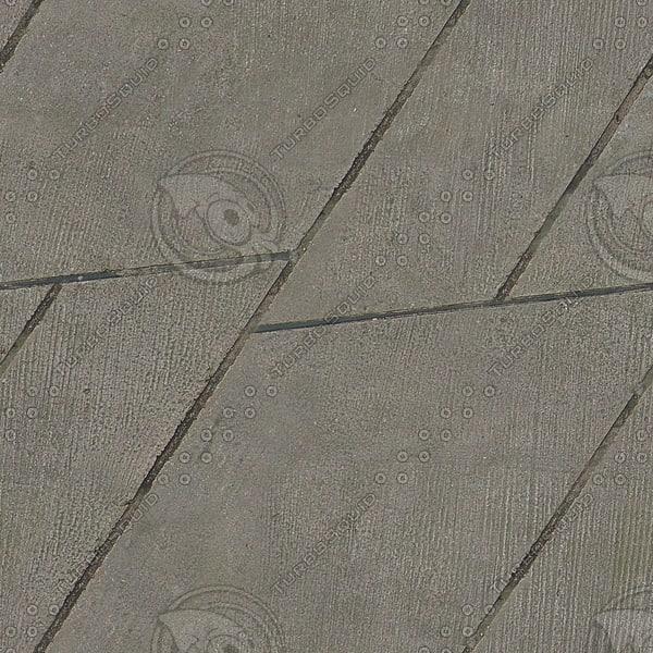 C161 concrete basement floor