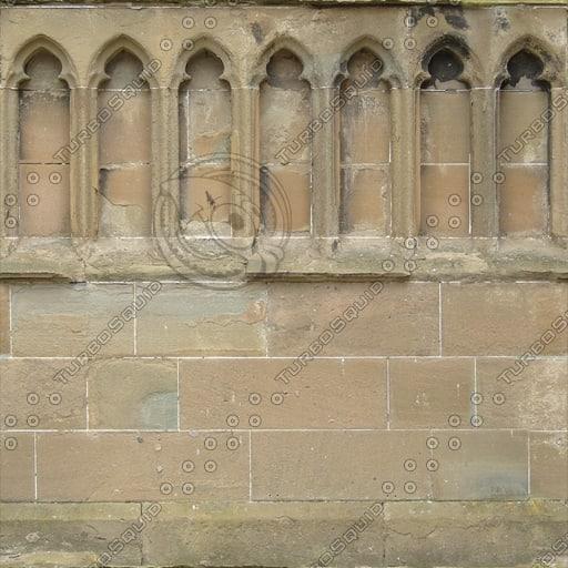 W084 crypt church wall texture
