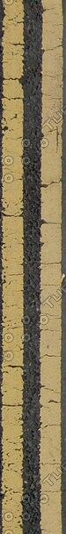 MSC011 double yellow lines