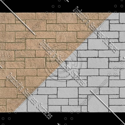 SRF stone wall blocks