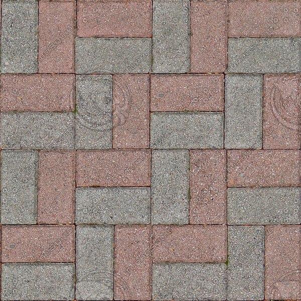 G253 brick paving pavers