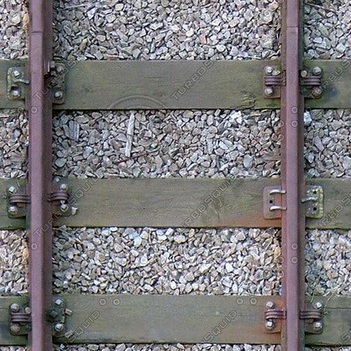 G013 railroad railway track
