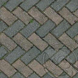 UPG06 brick paving pavers