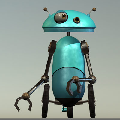 Rupert the Misguided Robot
